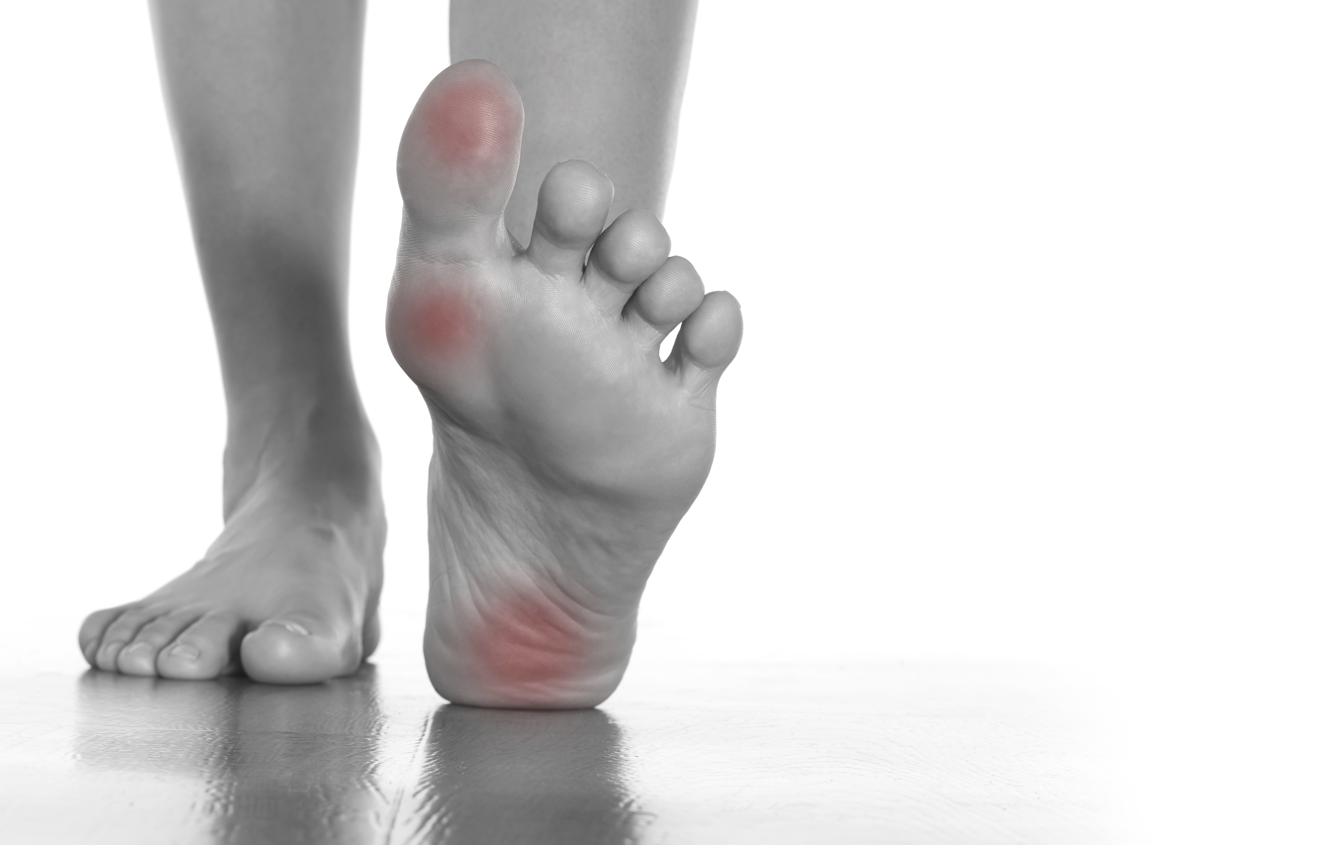 Basic Remedies to Chronic Foot Pain