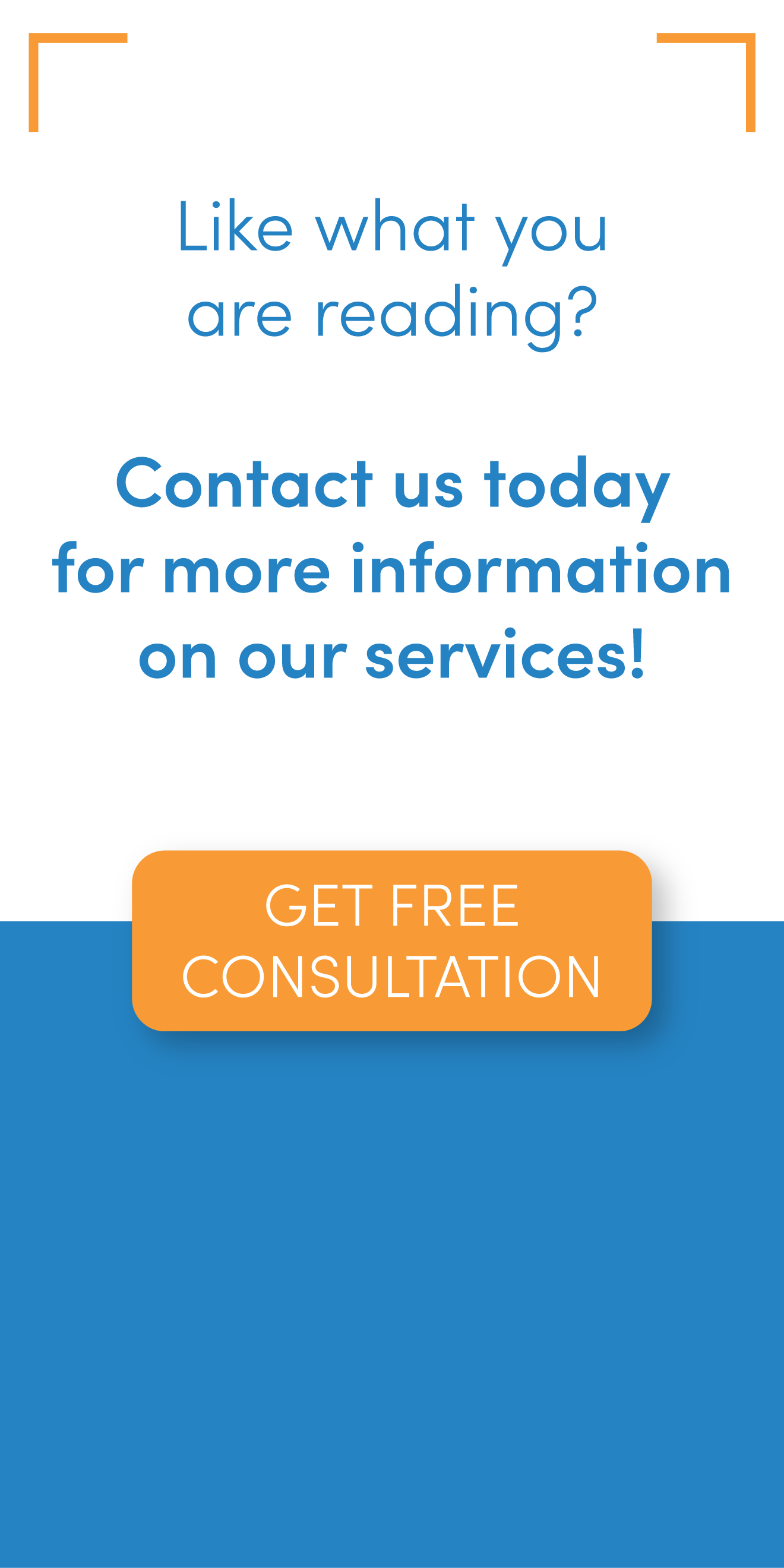 Contact us today for more information on our services!