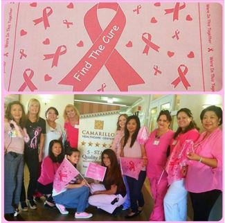 """""""Thinking Pink"""" Campaign 2014 Final Tally"""