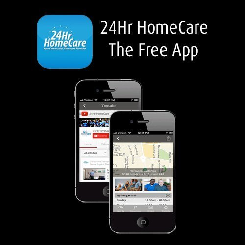 24 Hour Home Care Launches Mobile Application