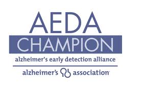 24Hr HomeCare Named Champion Member of the Alzheimer's Association AEDA
