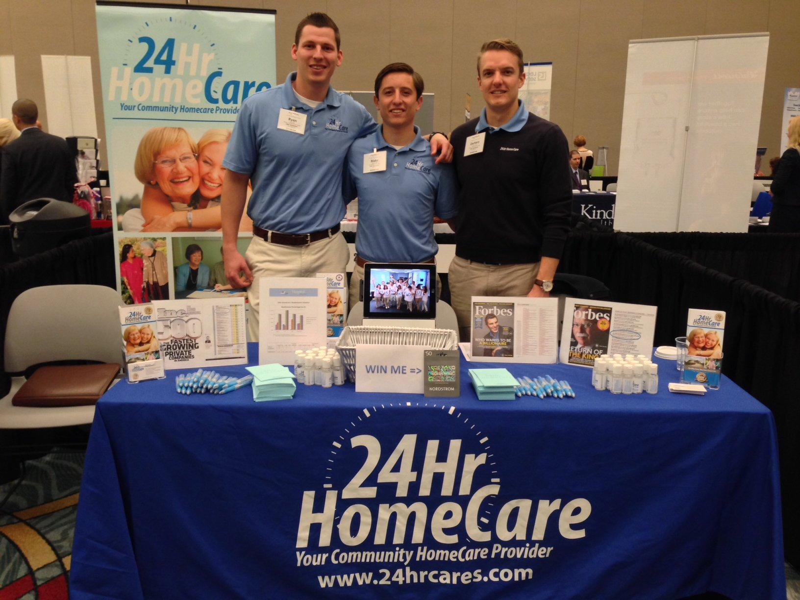 24 Hour Home Care Sponsors the 10th Annual Case Management Conference