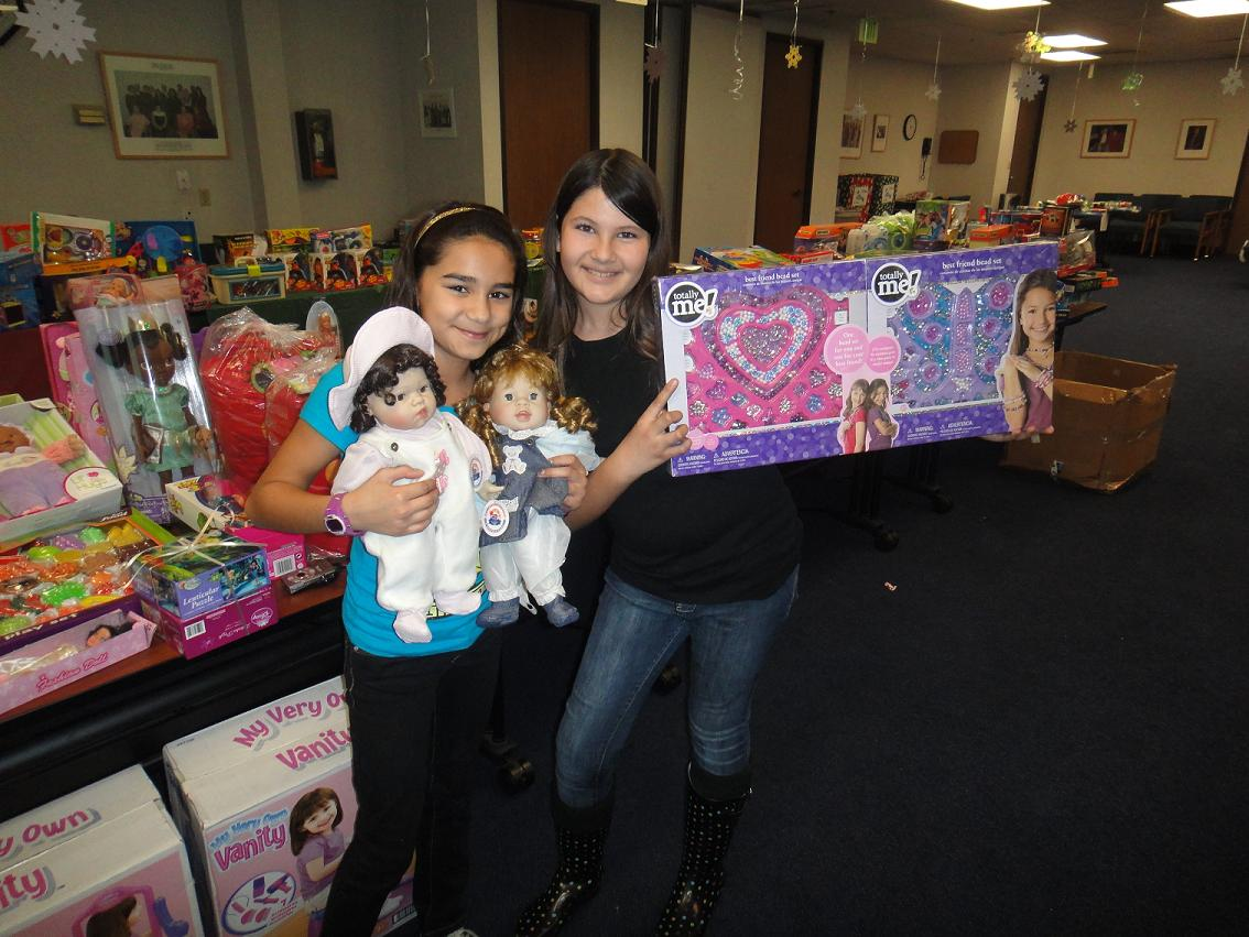 24 Hour Home Care Holiday Toy Drive