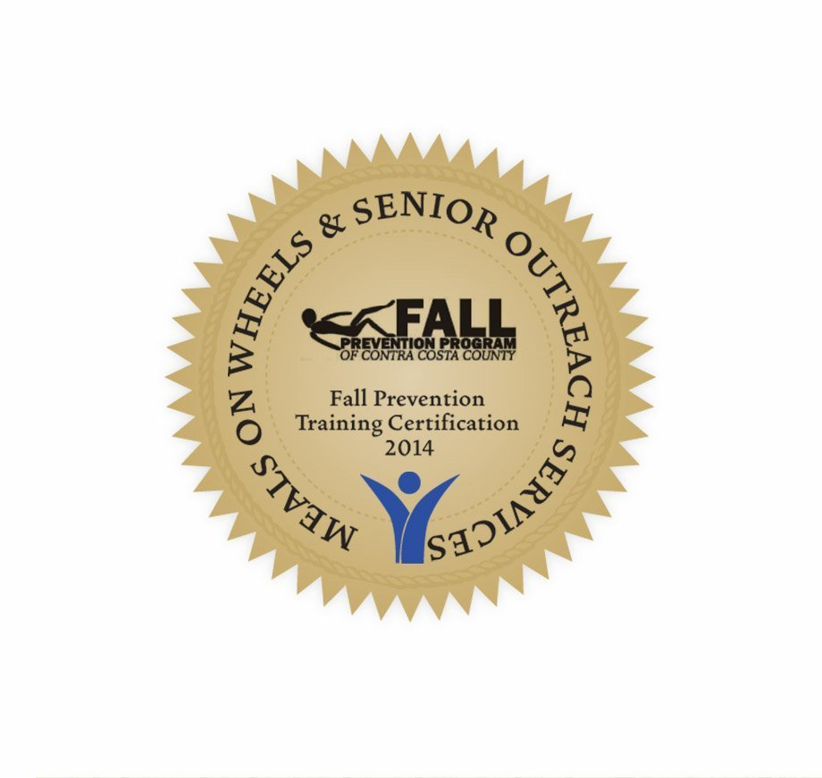 24 Hour Home Care Caregivers Receive Fall Prevention Training