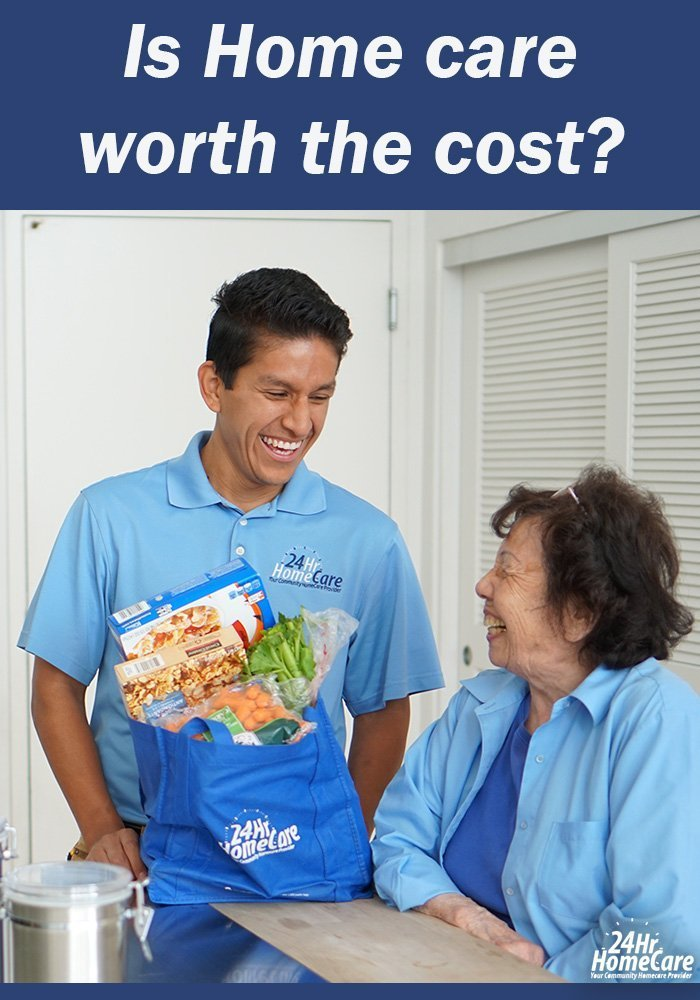 Is Homecare Worth The Cost?