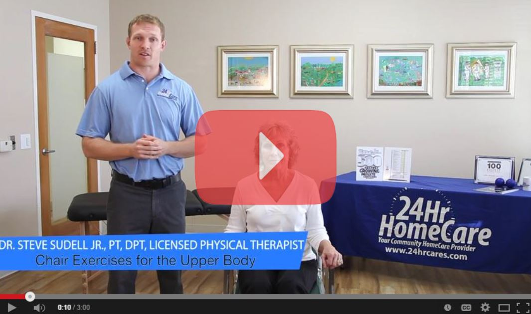 Senior Physical Therapy Exercises and Pain Management