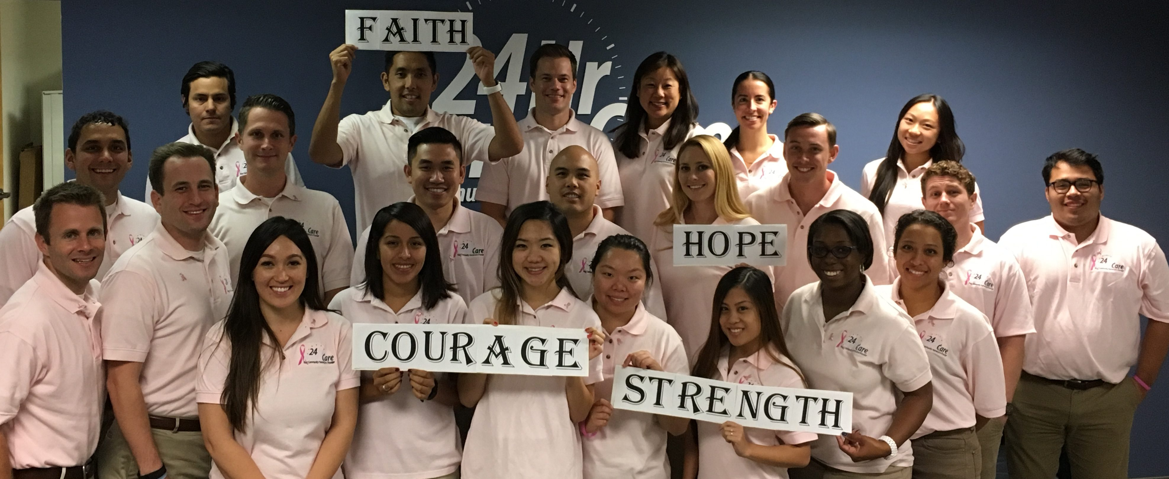 24 Hour Home Care Hosts 5th Annual Think Pink Campaign