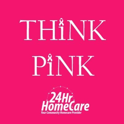 think pink square