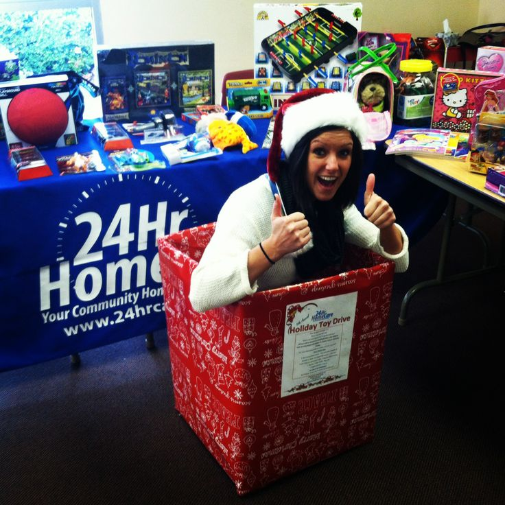 5 Reasons to Donate to 24 Hour Home Care's Holiday Toy Drive