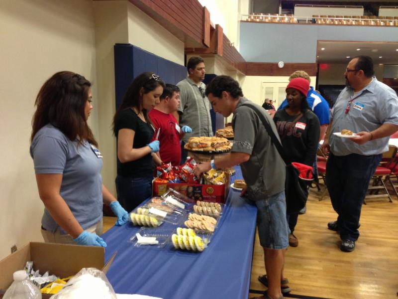 Families Enjoy Fun and Games at the Westside Jam