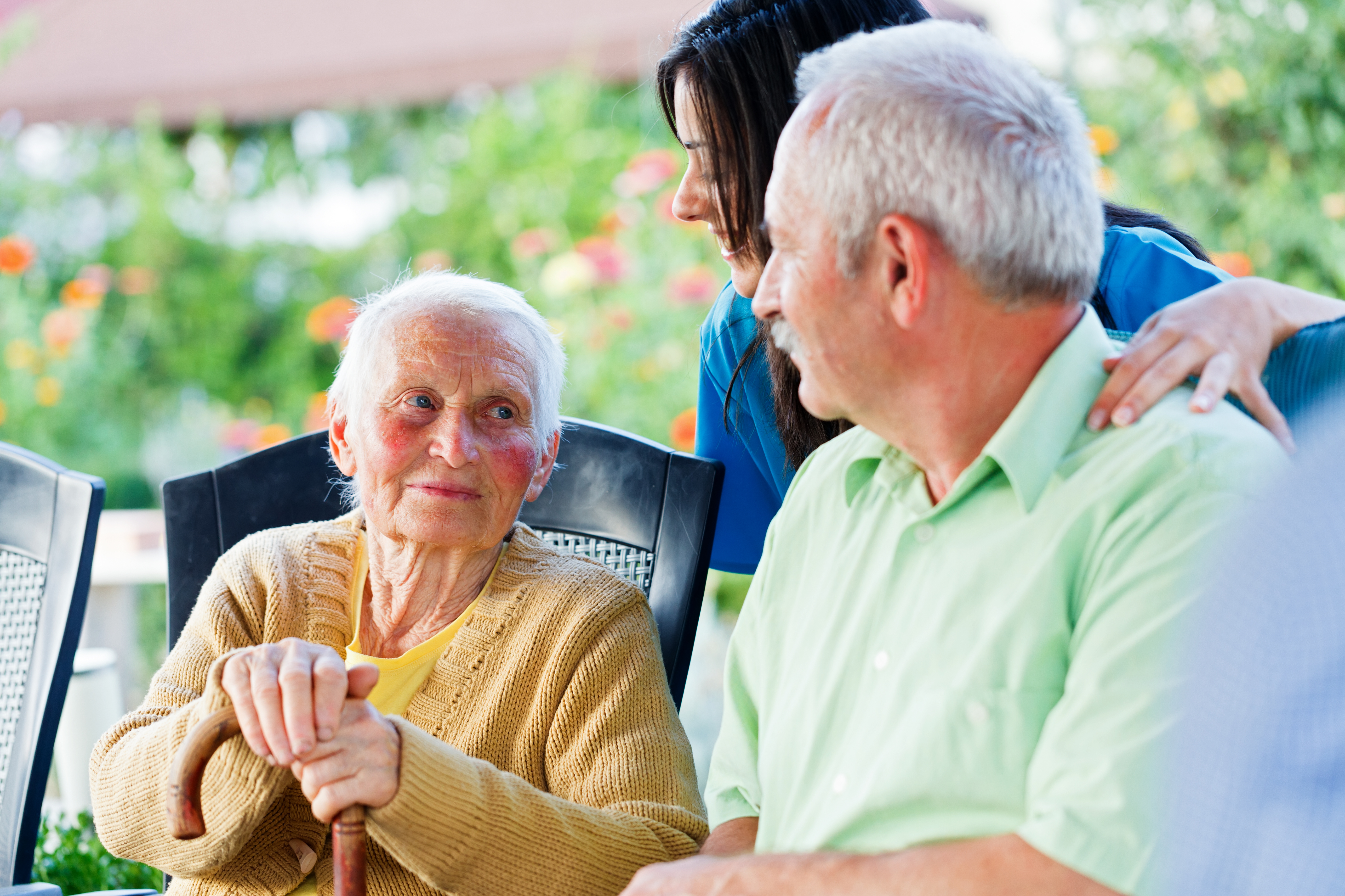 8 Responsibilities In-Home Caregivers Fulfill