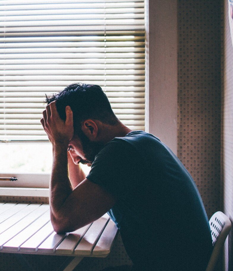 The Silent Stigma of Men's Mental Health