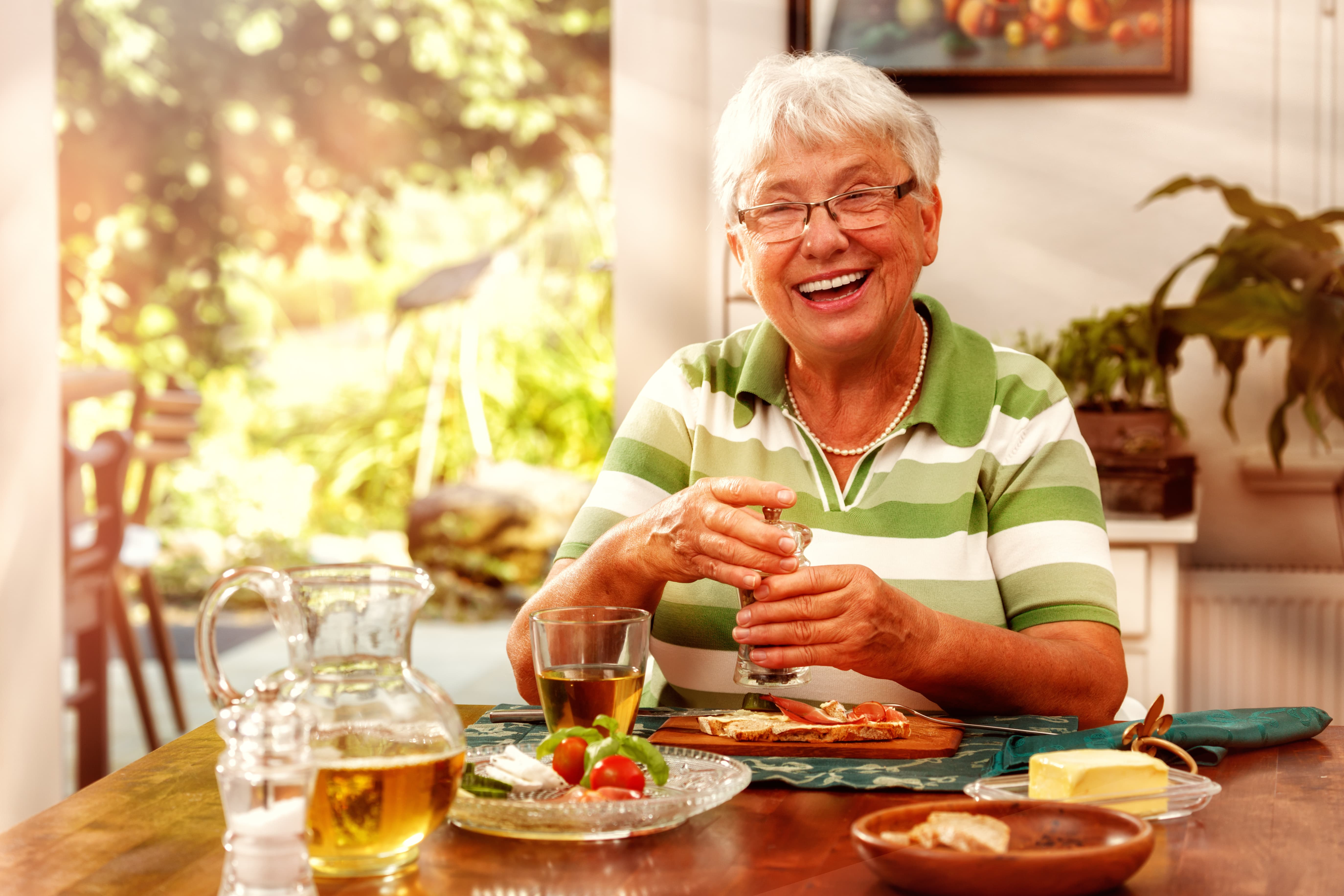 The Importance of Meal Planning for Seniors