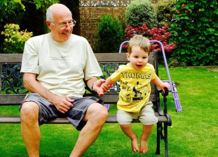 Activities to Bridge The Generational Gap Between Grandparents and Grandchildren