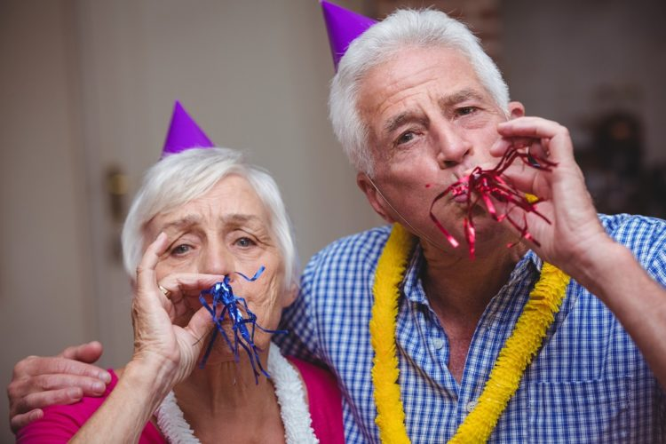 New Year's Eve Activities for Seniors