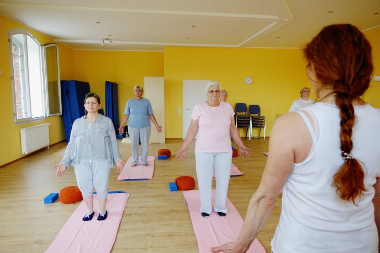 Breathing Exercises to Help Seniors Improve Their Lung Health