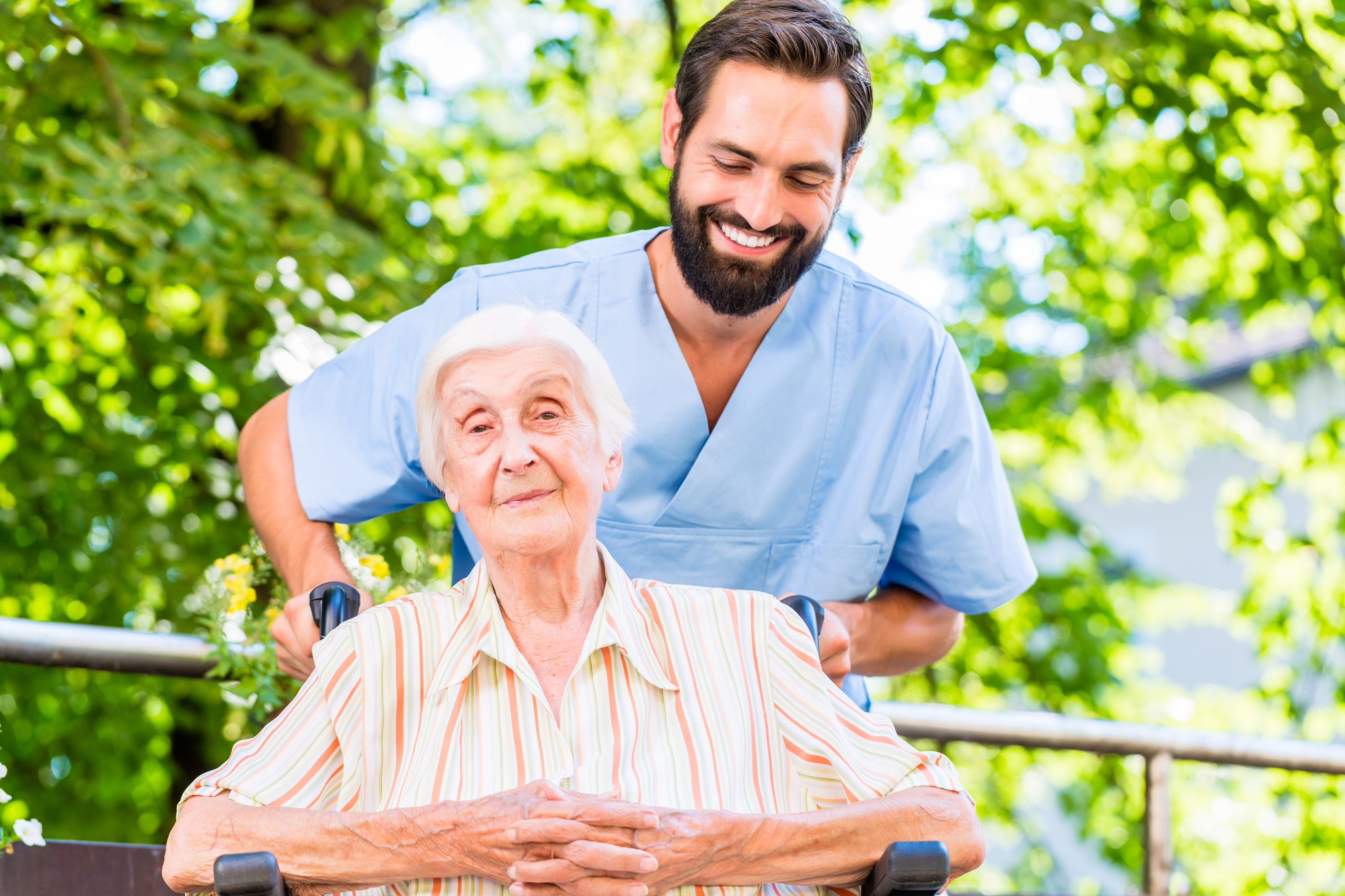 Hiring a Caregiver for In-Home Health