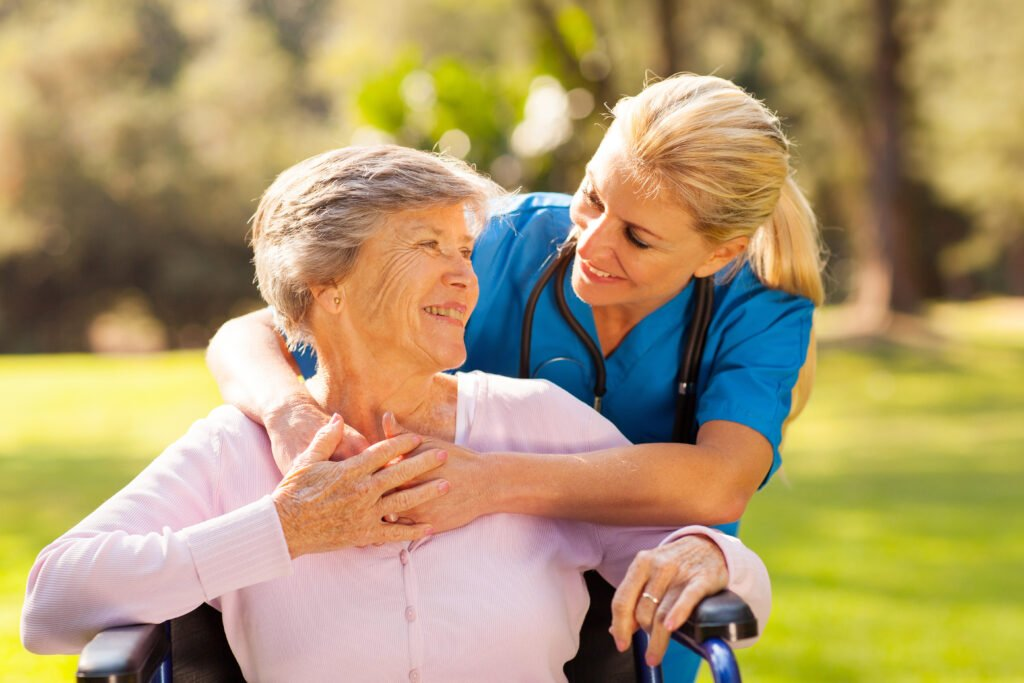 Senior caregiver 1