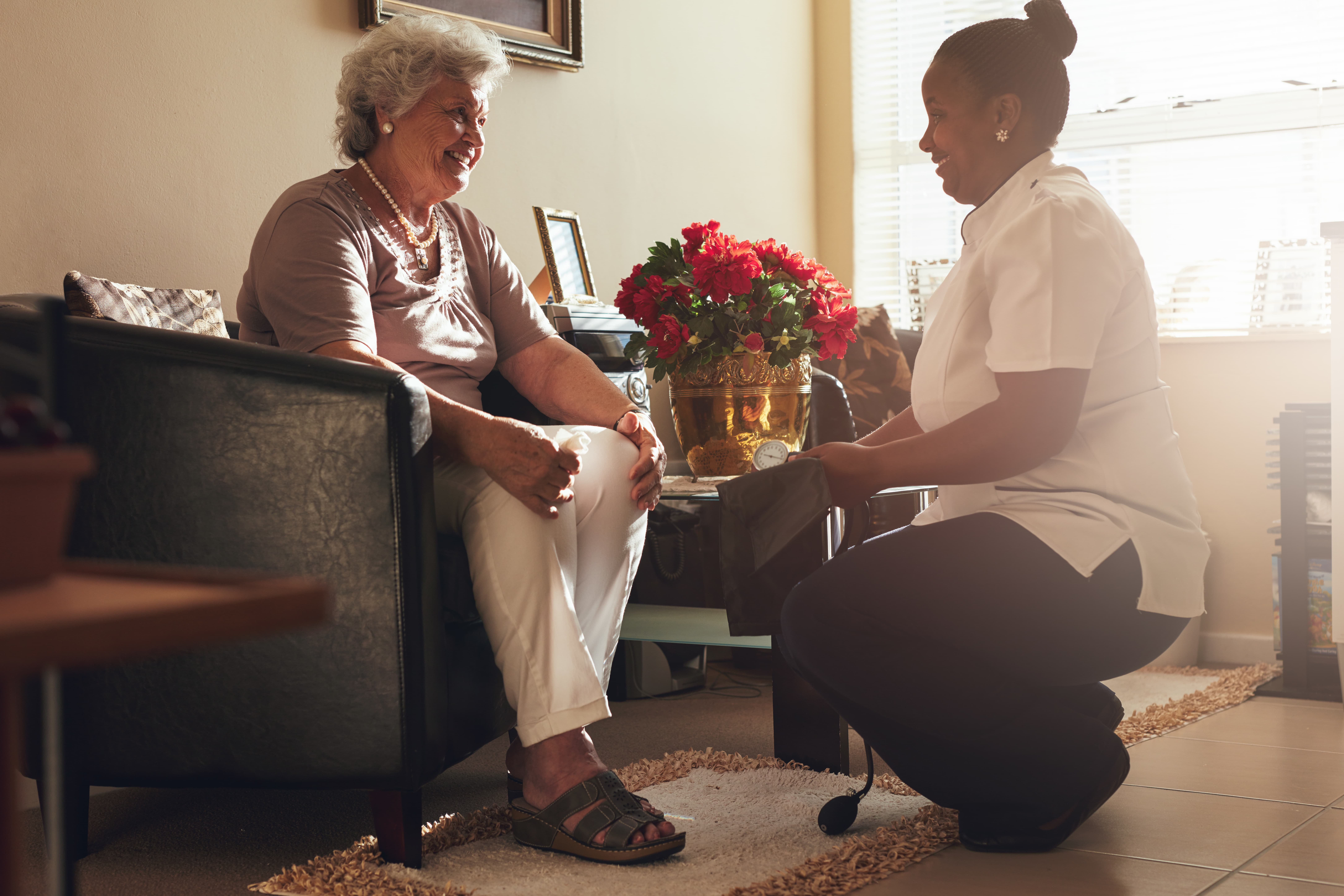 Technological Advancement in Home Health Care