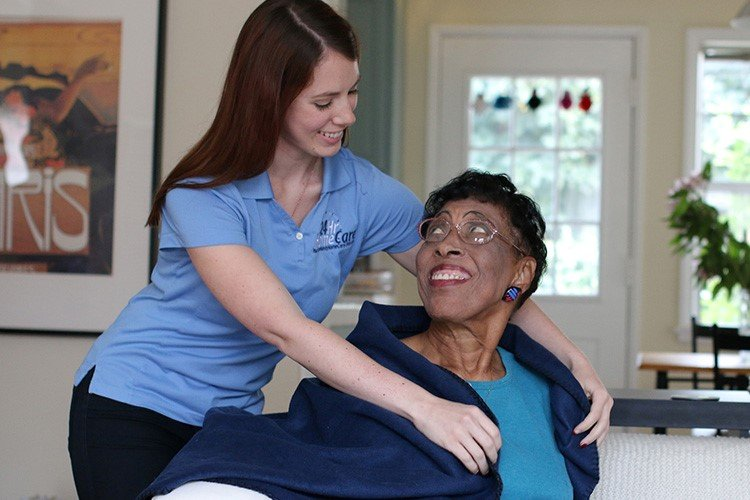 What Skill Set Is Needed to Be an Efficient Caregiver?