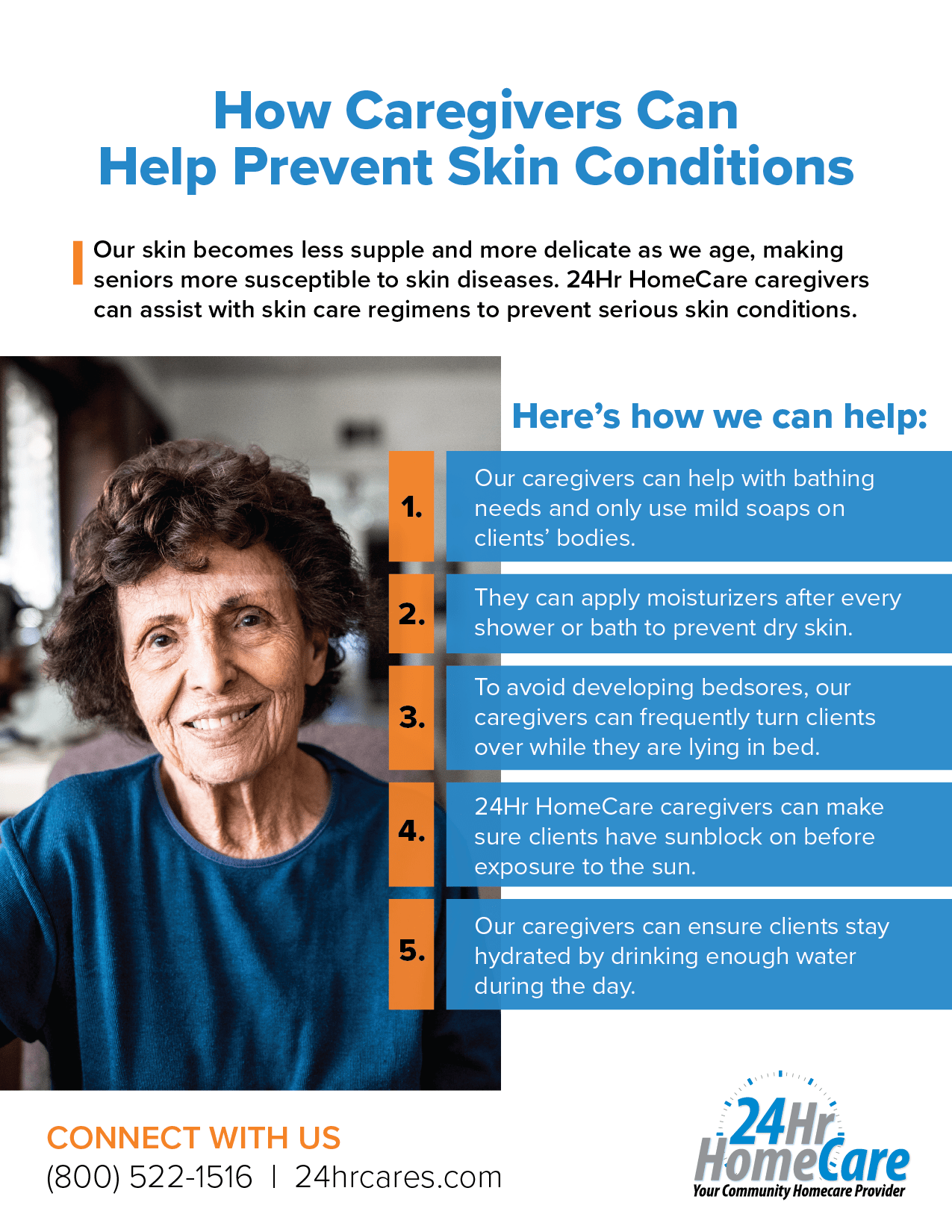 Preventing Skin Conditions