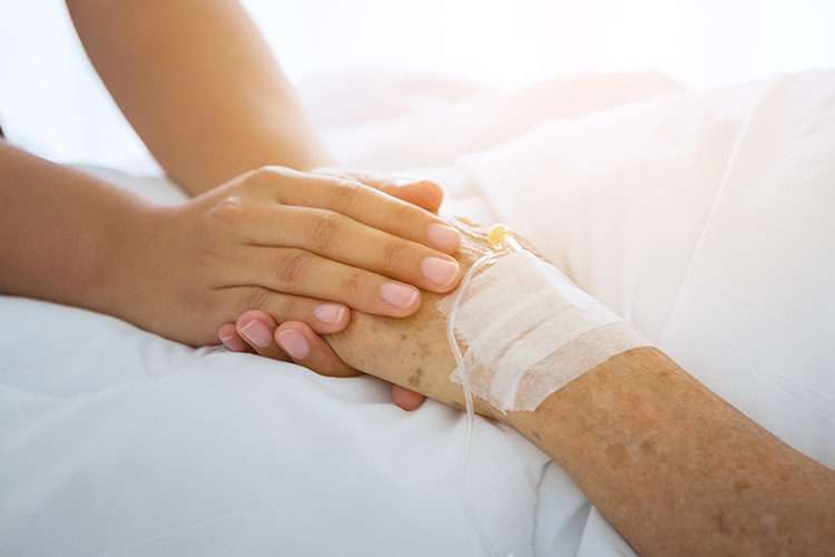 How You Can Be There During Hospice