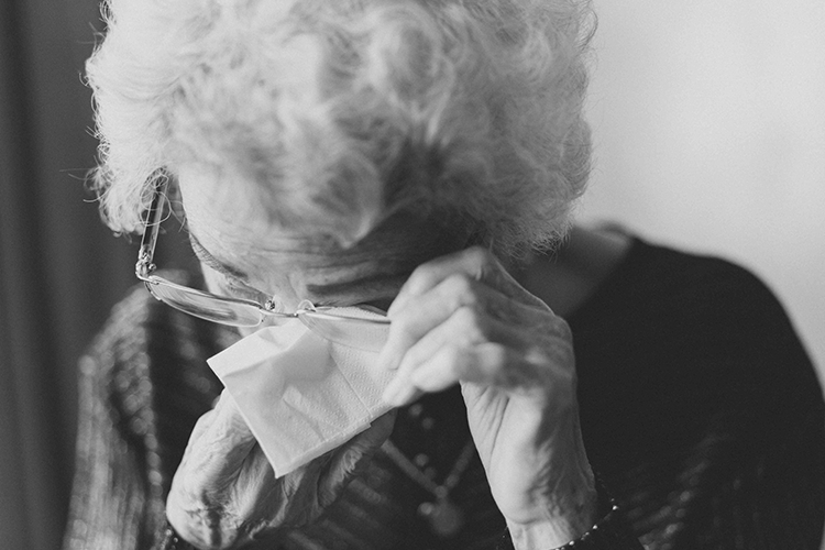 How to Recognize Depression in Seniors