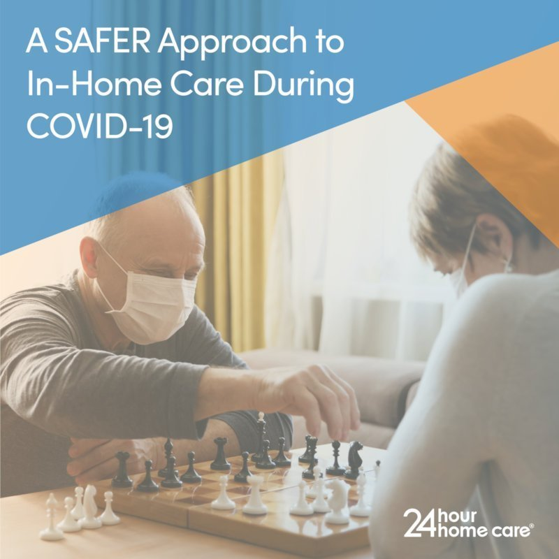 A Safer Approach to in home care during COVID19